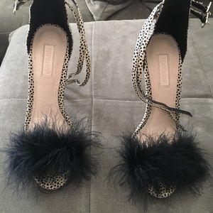TOPSHOP heels 38